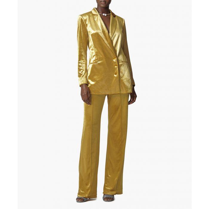 Image for Jocelyn gold-tone jacket
