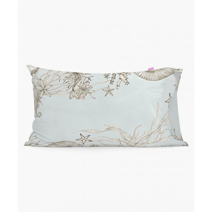 Image for 2pc Coral reef pillowcases 50x75cm