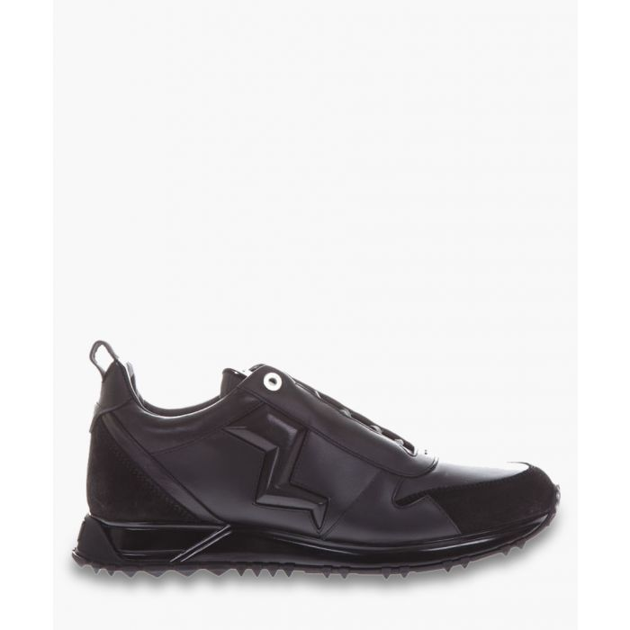 Image for Thunder leather trainers
