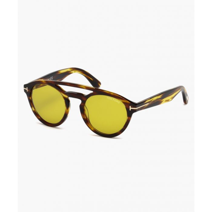 Image for Clint brown sunglasses