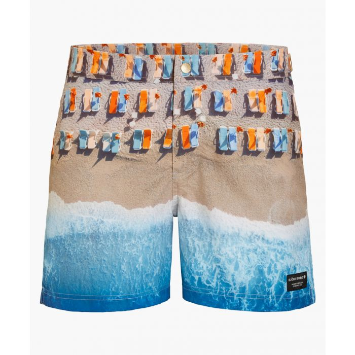 Image for South multi-coloured printed shorts