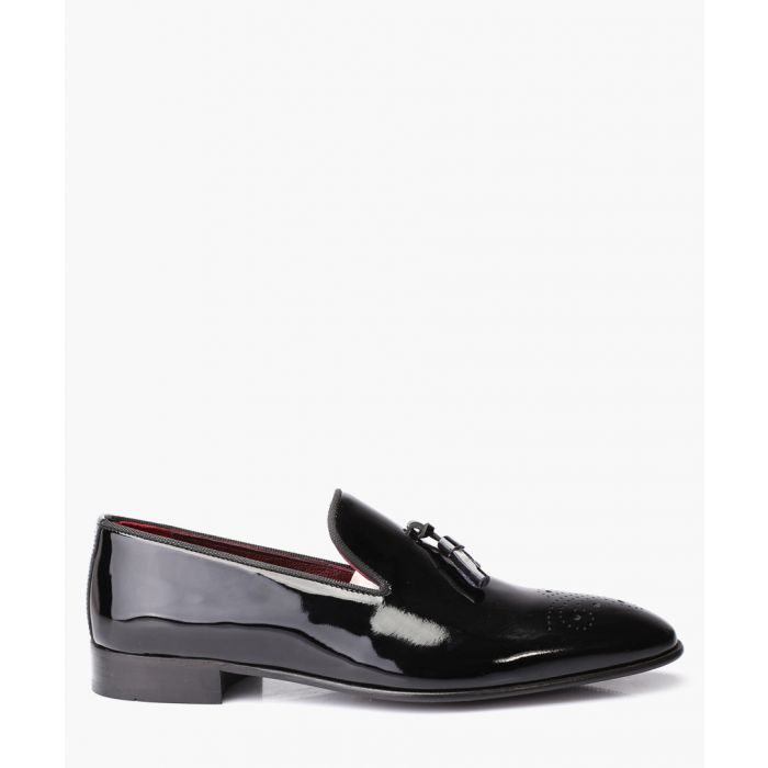 Image for Men's black loafers