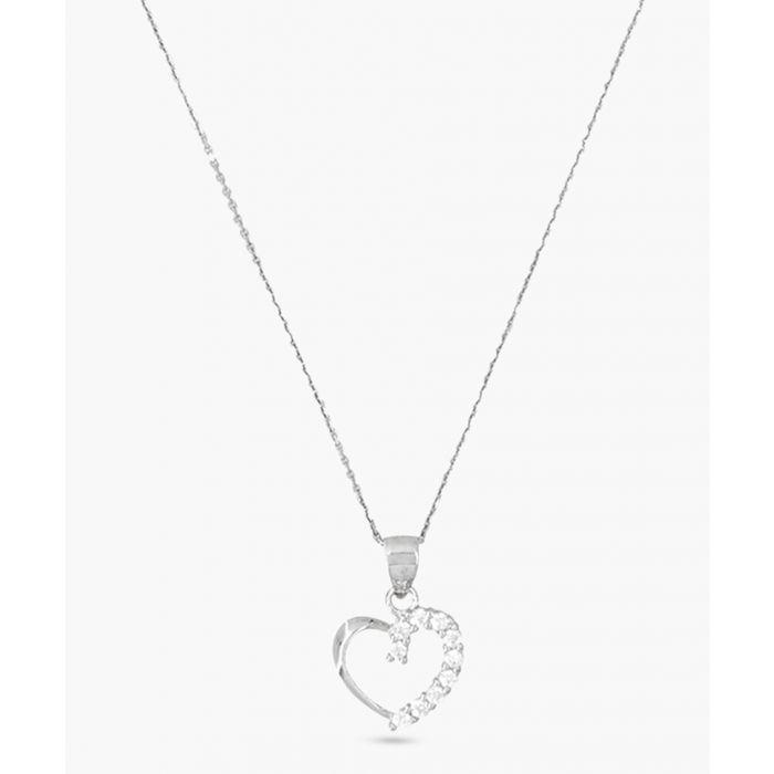 Image for Mon Cœur silver pendant