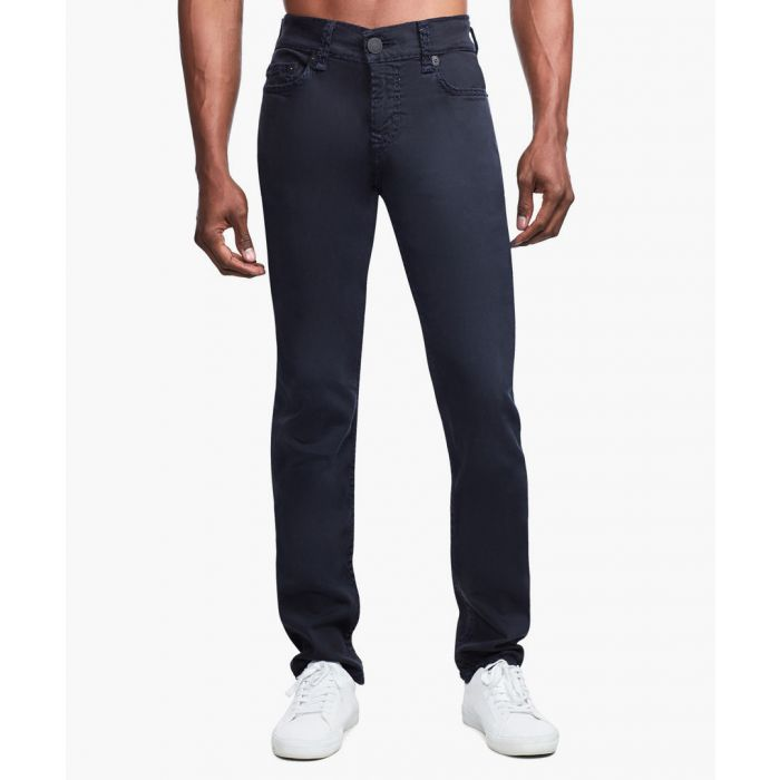 Image for Rocco blue super stitch jeans