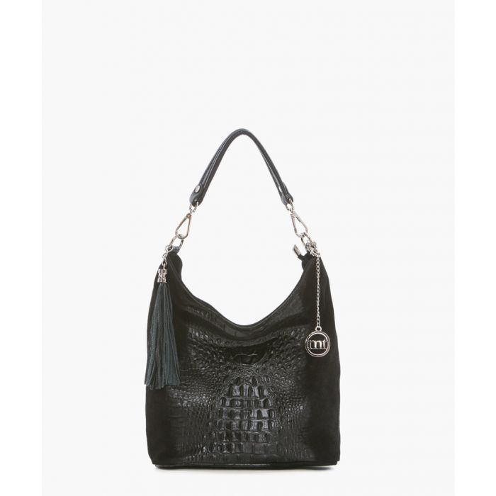Image for Roserio black shoulder bag