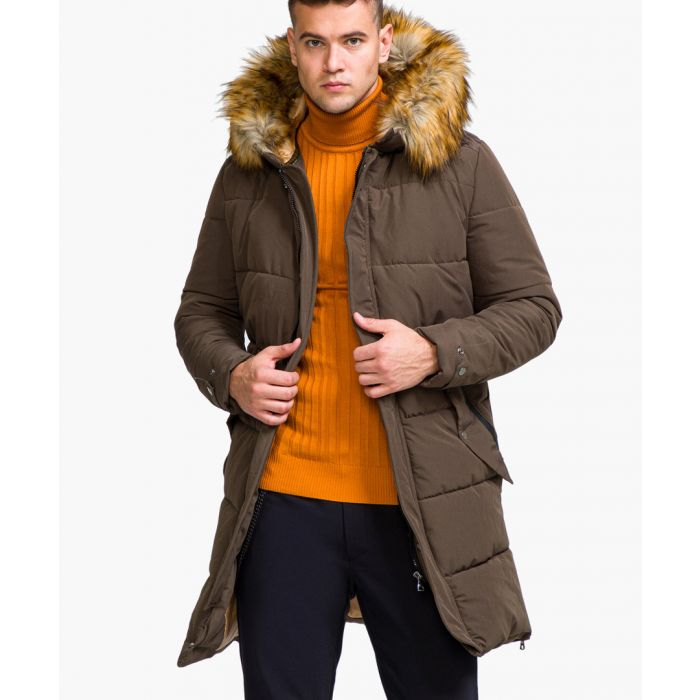 Image for Khaki coat