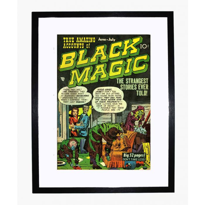 Image for Black Magic 05 framed print