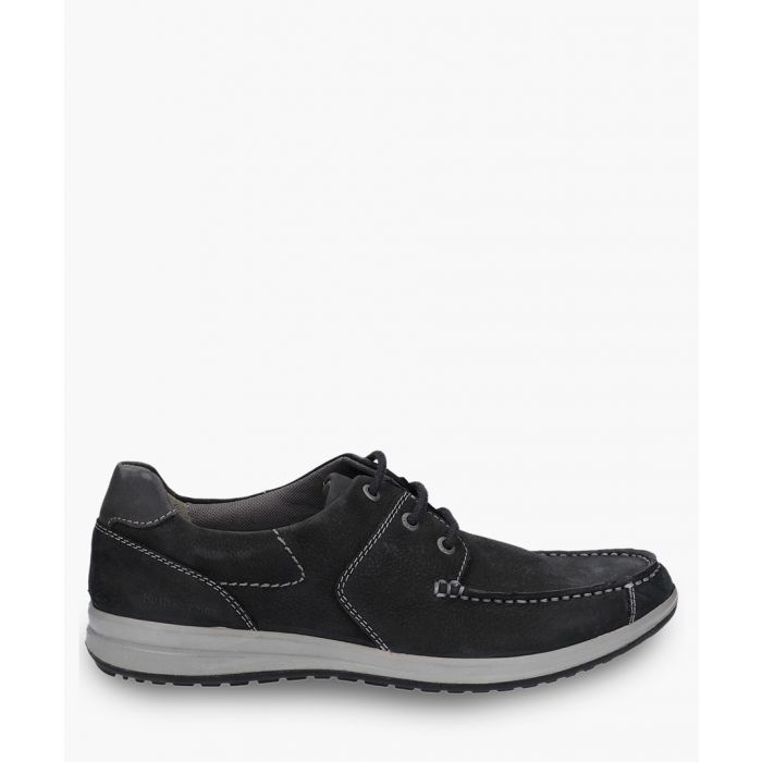 Image for Mens black casual shoes