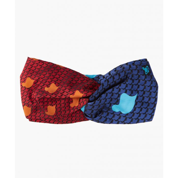 Image for Blue and red headband