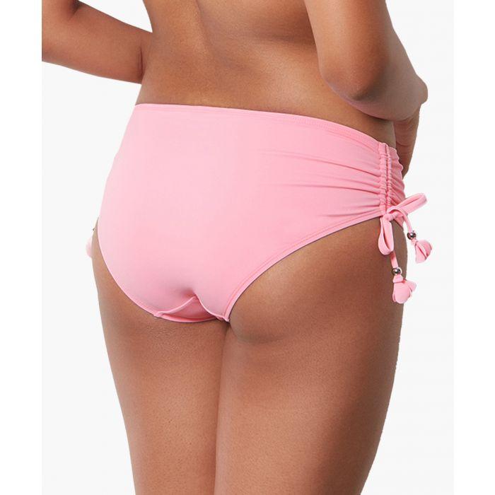 Image for Romana powder pink bikini briefs