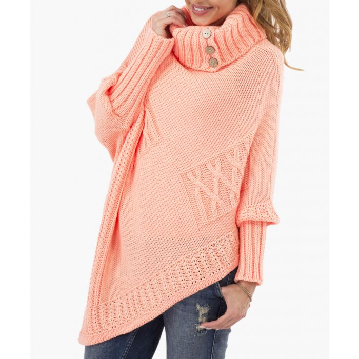Image for Apricot knitted sweater