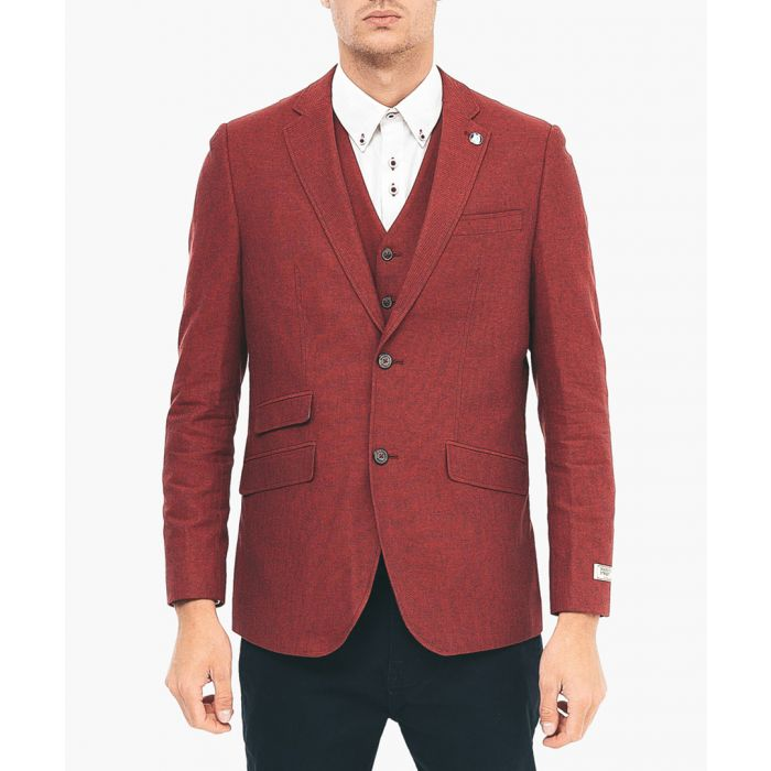 Image for Gabicci Vintage Jackets REDCURRENT