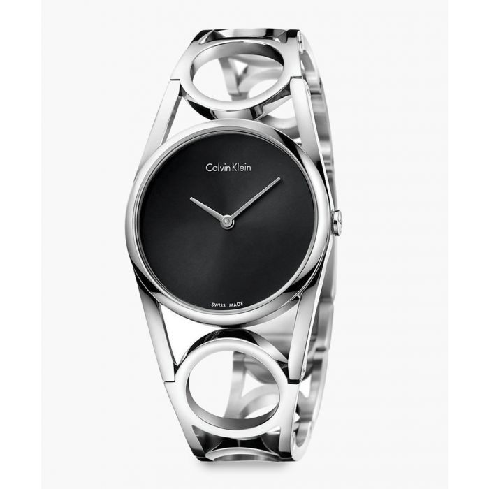 Image for Silver-plated watch