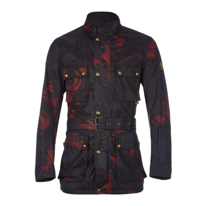 Image for Roadmaster BXS lava red jacket