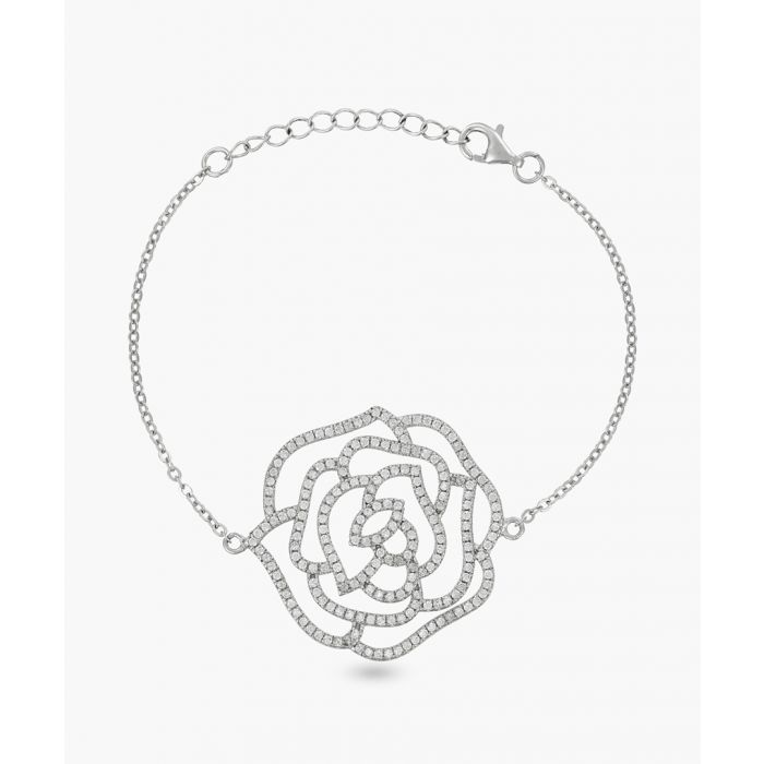 Image for The Dew silver-plated bracelet