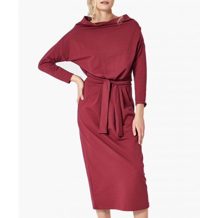 Image for Rhododendron loose cut dress