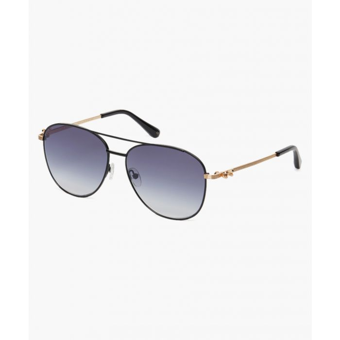 Image for Mira black sunglasses