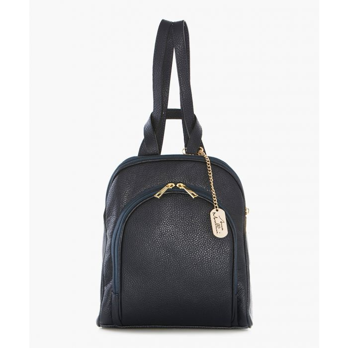 Image for Breta Navy Backpack