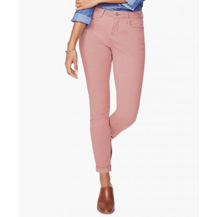 Image for Ami pueblo rose skinny ankle jeans