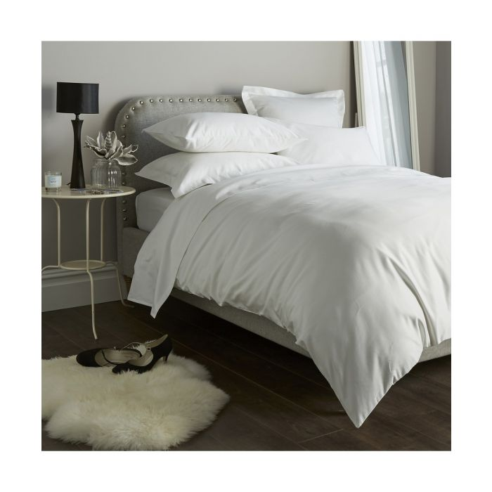Image for 1000 Thread Count Flat Sheet - White