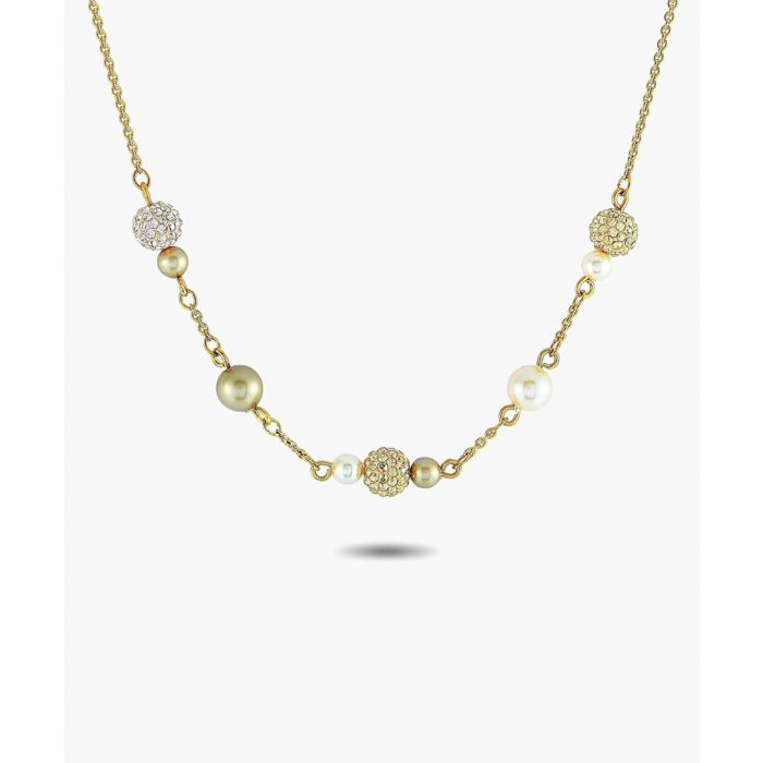 Image for Lady Jane gold-plated necklace