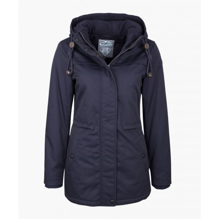 Image for Blue anorak