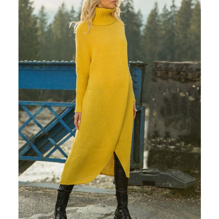 Image for Ceylon yellow knitted sweater