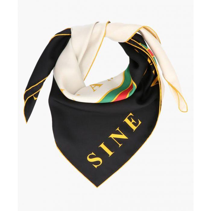 Image for Maison de L Amour pure silk scarf