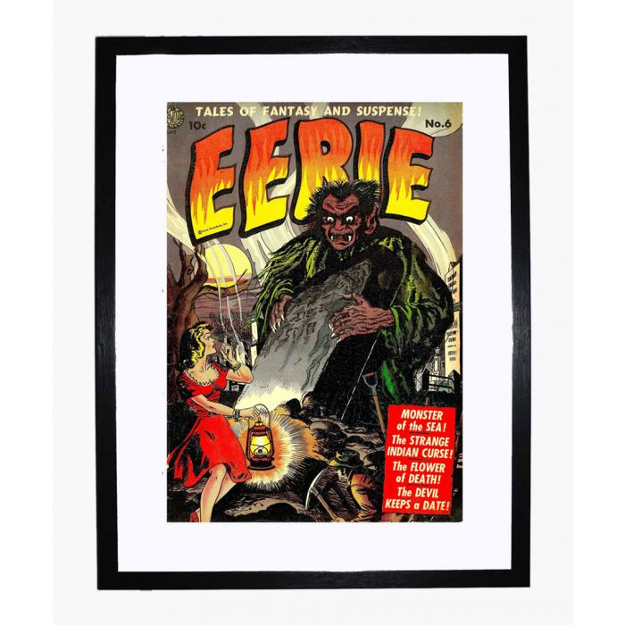 Image for Eerie 06 framed print