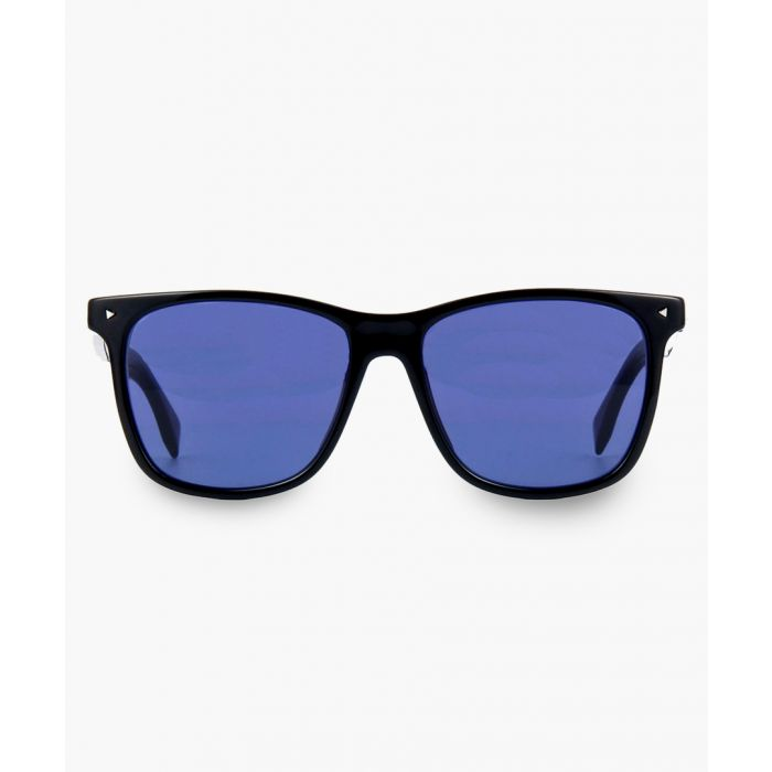 Image for Black and blue sunglasses