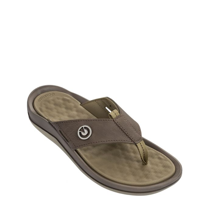 Image for Santorini taupe sandals