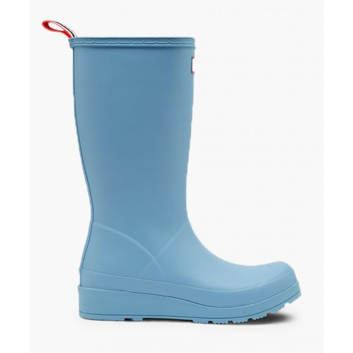 Image for Original play boot tall blue wellingtons