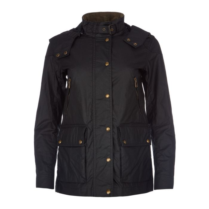 Image for Tourmaster waxed-cotton jacket