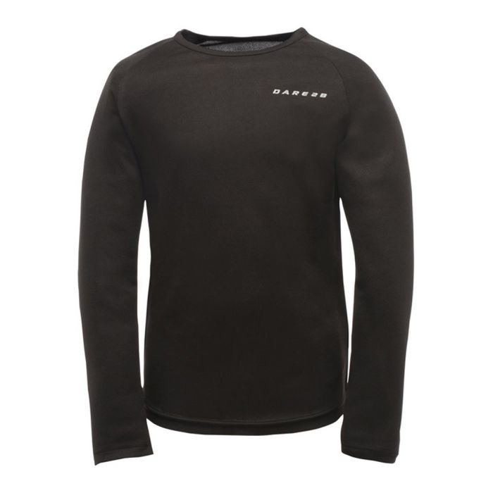 Image for Cool Off black long sleeve top