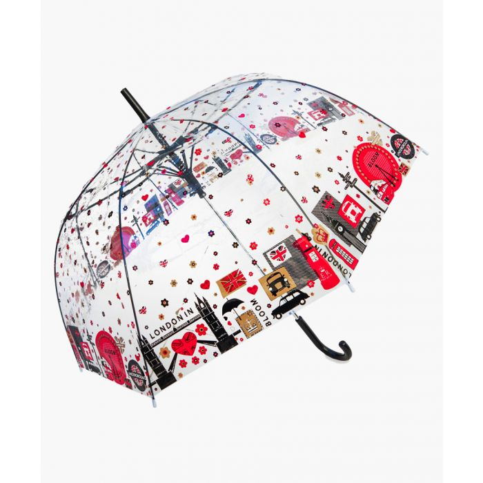 Image for London in blooms red umbrella