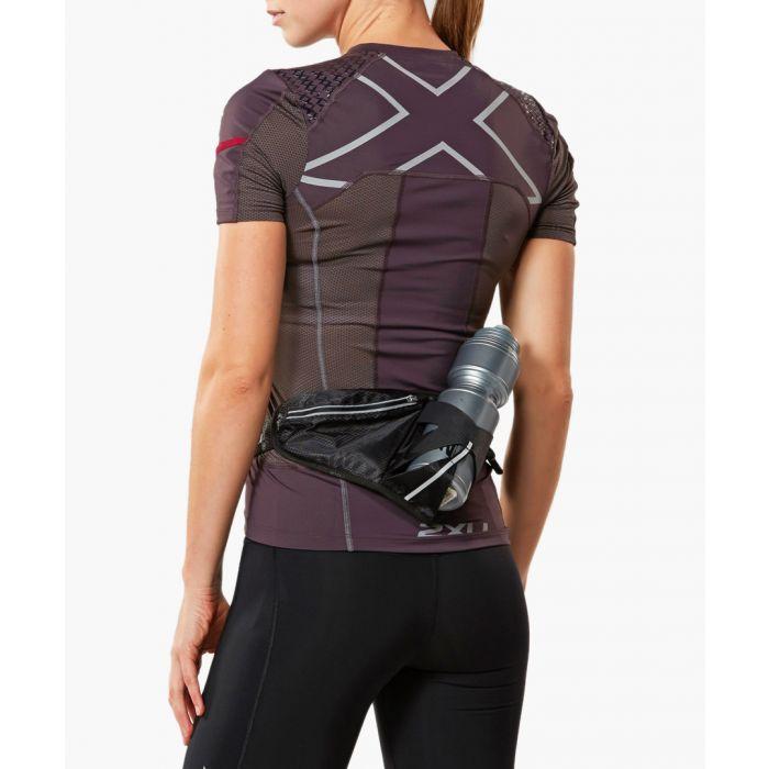 Image for Black large bottle waist pack