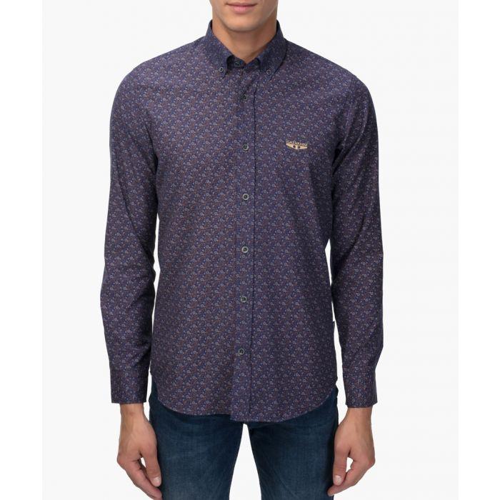 Image for Roskovec cotton blend shirt