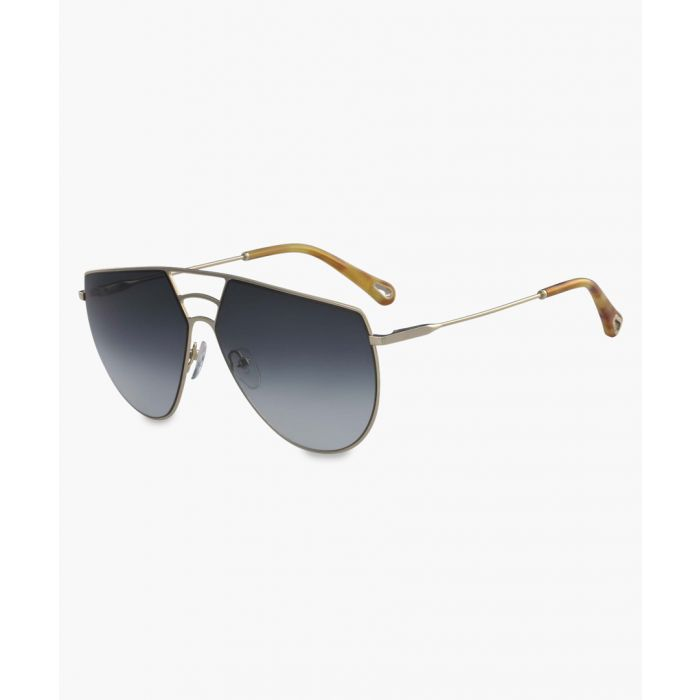 Image for Ricky gold-tone sunglasses
