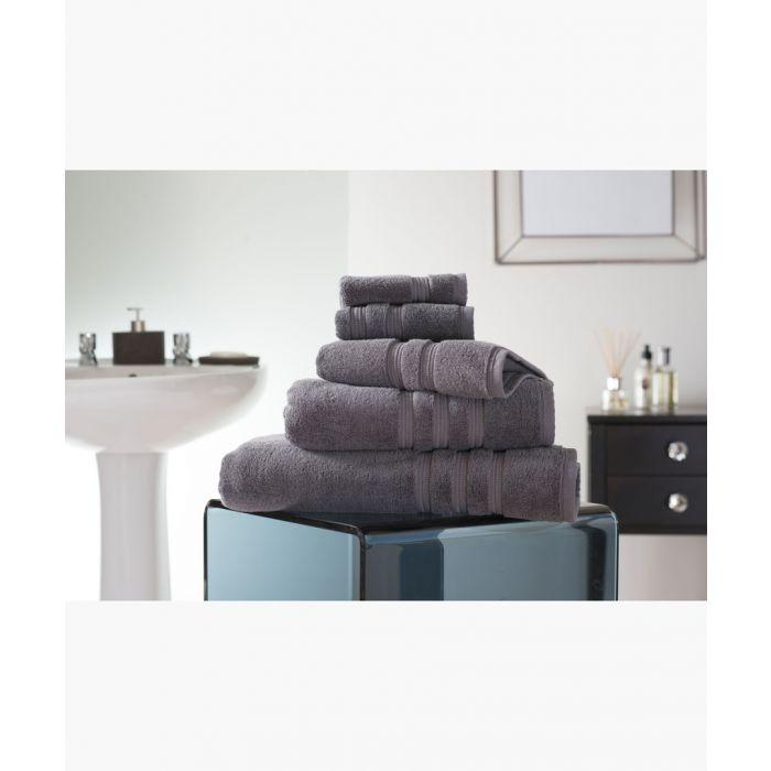 Image for Magnesium Turkish pima cotton bath sheet
