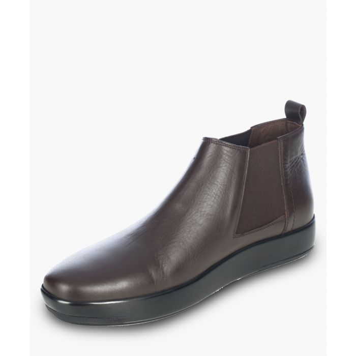 Image for Calibi leather ankle boots
