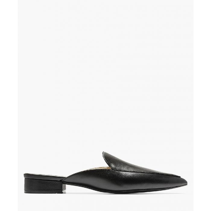 Image for Womens black mule