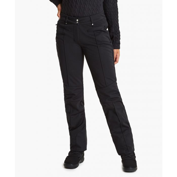 Image for Black clarity trousers