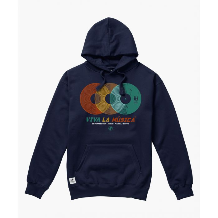 Image for Navy hoodie