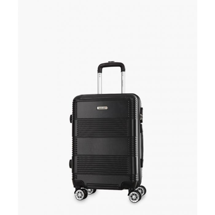Image for Staveley black suitcase