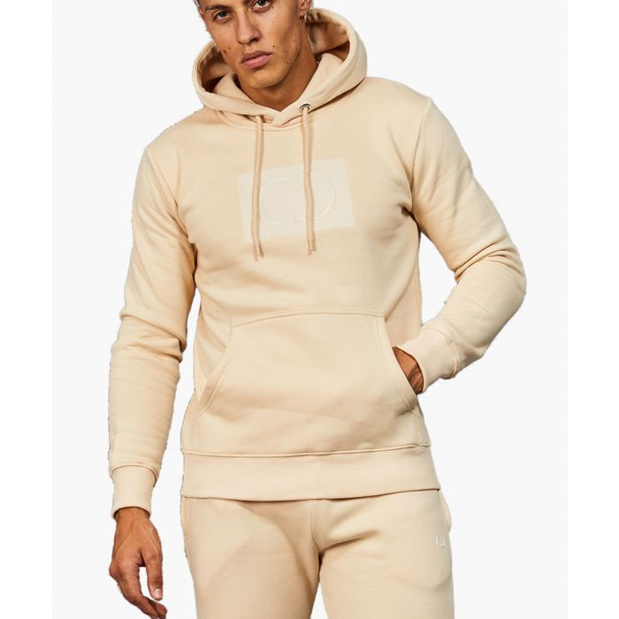 Image for Nude cotton blend hoodie