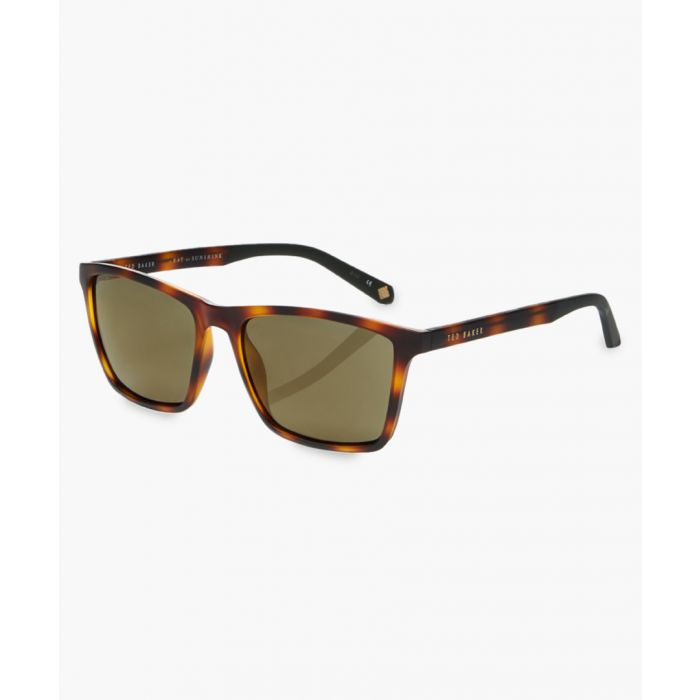 Image for Wade brown sunglasses