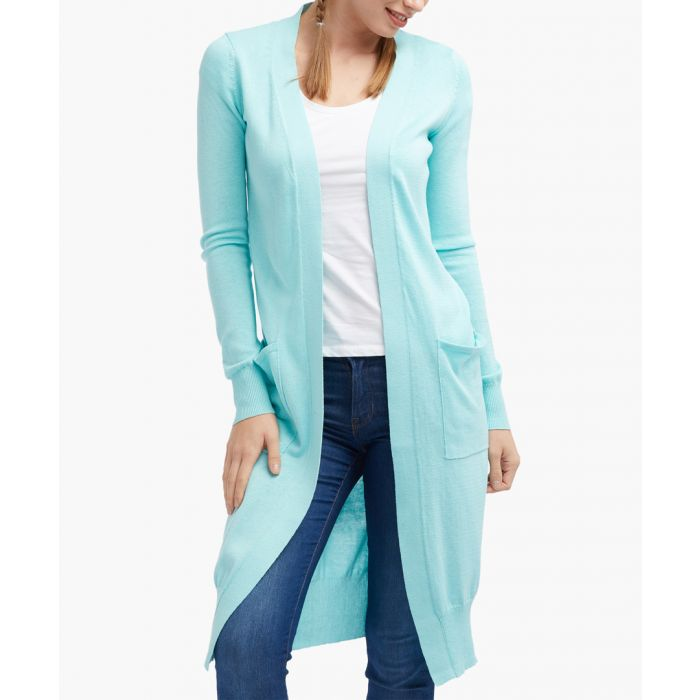 Image for Mint cotton blend cardigan