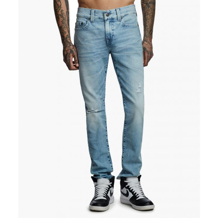 Image for Rocco worn blue jeans