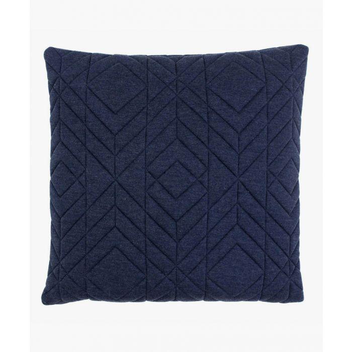 Image for Conran navy cushion