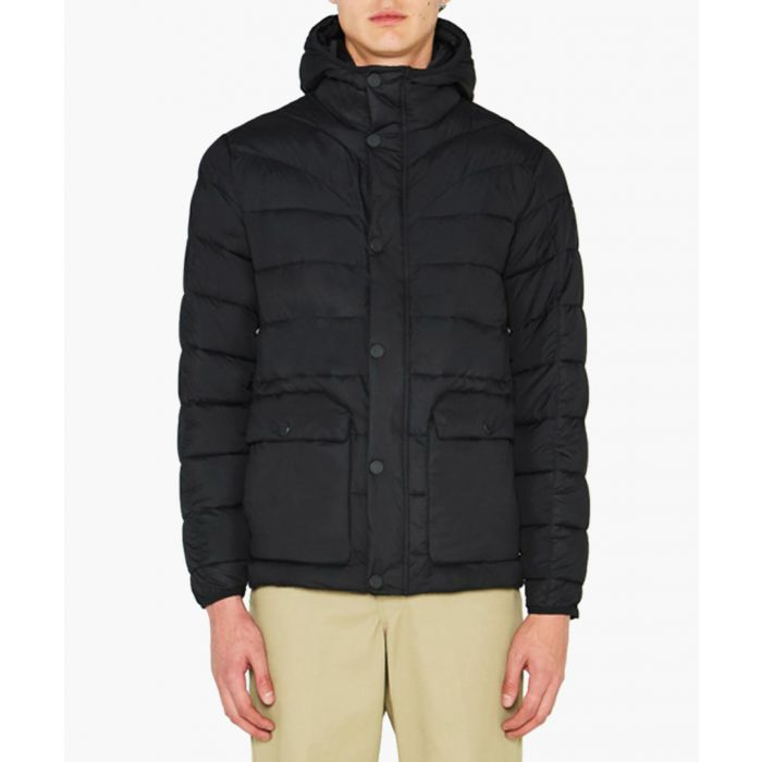 Image for Original graphite puffer jacket